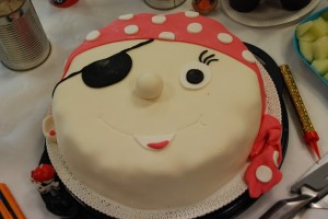 pirato gimtadienis