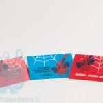 Stalo dekoravimo kortelės