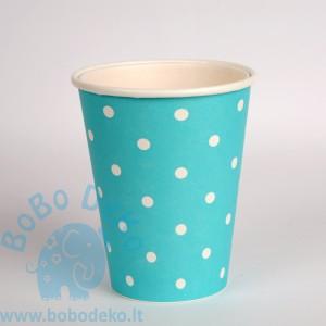 Taškuotas puodelis