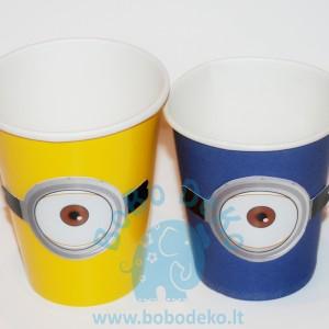 Popieriniai puodeliai 10vnt.
