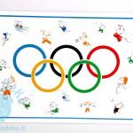 """Padėkliukas Olimpiada"""""""