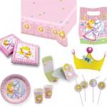 """Šventinis rinkinys """"Mažoji princesė"""" (8-iems asmenims)"""