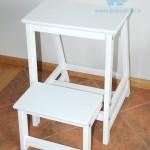 Balta kėdutė, 1vnt. (NUOMA)