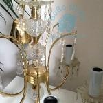 Auksinis šviestuvas, 1vnt., (NUOMA)