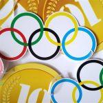 """Girlianda """"Olimpiada"""", 1vnt."""