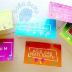 "Stalo kortelės ""Disco"", 5vnt."